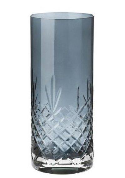 Frederik Bagger Vase - Crispy Sapphire Love 1 Krystal Vase