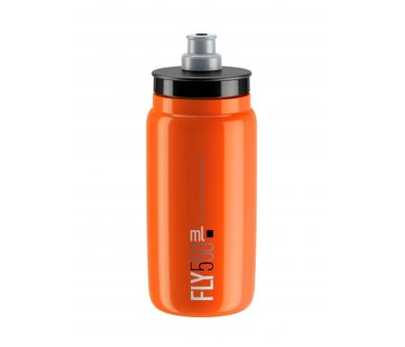 Elite Fly - Drikkedunk 550ml - 100% Biologisk nedbrydelig - Orange med sort logo