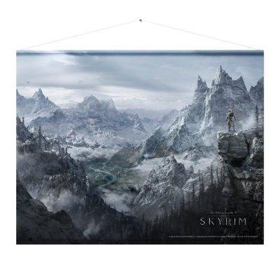 Skyrim Wallscroll Plakat - Valley