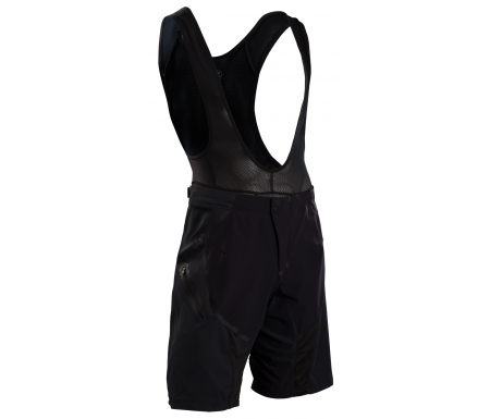 SUGOi RSX Suspension Shorts med pude - Loose fit - Sort
