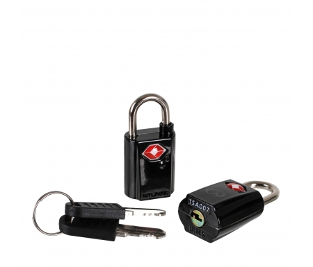 LifeVenture TSA Mini Padlocks - Hængelås til rejsebrug - 2 stk