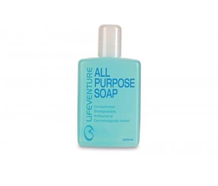 LifeVenture All Purpose Soap - Sæbe til alt - 200 ml