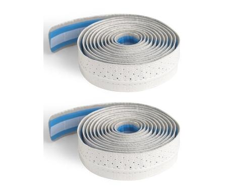 Fizik Styrbånd - Superlight Tacky - 2 mm tyk - Hvid