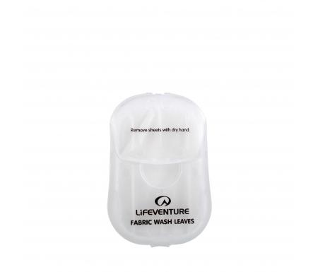LifeVenture Fabric Wash Leaves - Sæbe servietter til tøjvask - 50 stk