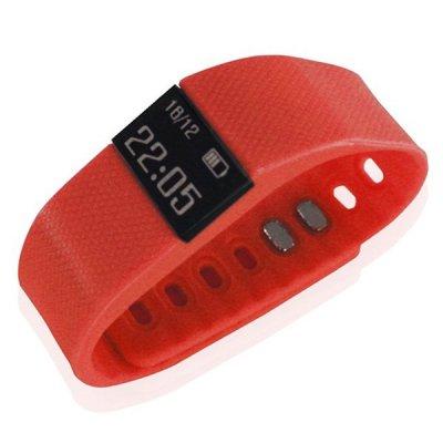 Billow Xsb60R Aktivitetsarmbånd Med Pulsmåler