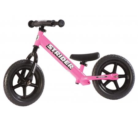 Strider Sport - Løbecykel - Pink