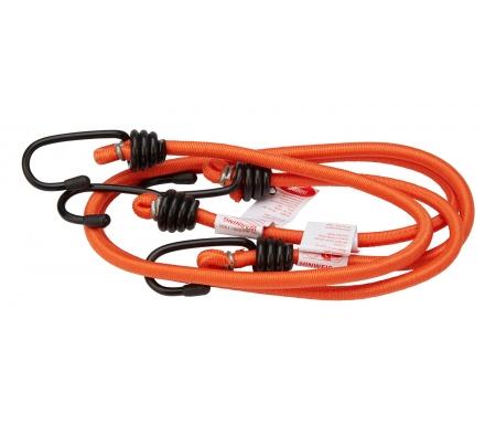 Jumbo bagagestropper - 90cm - 2stk - Orange