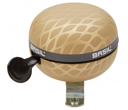 Basil Noir - Ringeklokke - Gold Metallic - Ø60 mm