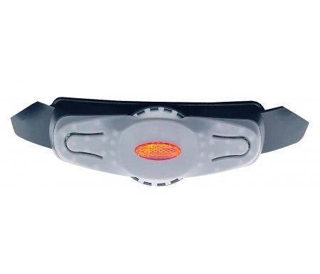 Quicksafe B til cykelhjelme med 4 LED lys