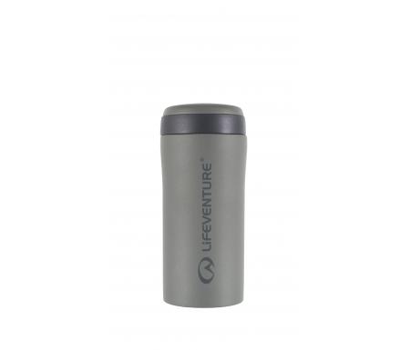LifeVenture Thermal Mug - Termokop - 0,3 l - Mat Grå