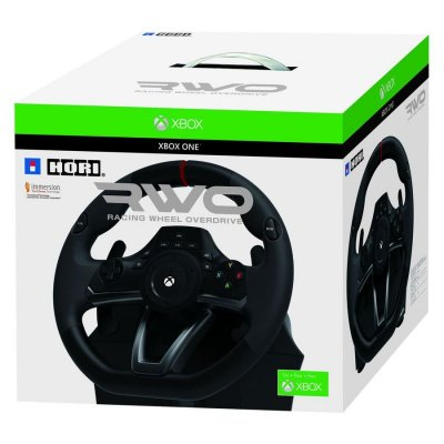 Rat Til Xbox One - Hori Racing Wheel Overdrive