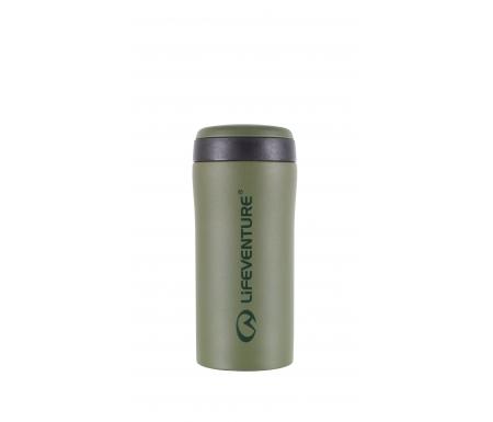 LifeVenture Thermal Mug - Termokop - 0,3 l - Mat Khaki