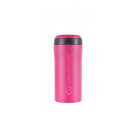 LifeVenture Thermal Mug - Termokop - 0,3 l - Mat Pink