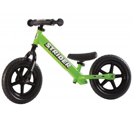 Strider Sport - Løbecykel - Grøn