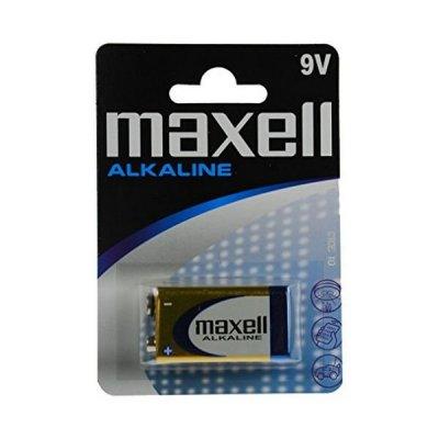 Maxell Alkaline Batteri 9V E Lr61 - 1 Stk