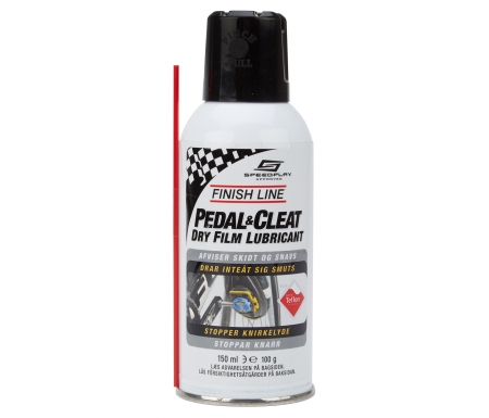 Finish Line Pedal & Cleat Lube 150ml