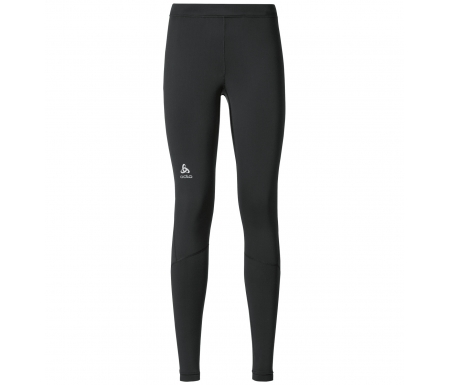 Odlo dame tights - Sliq Warm - Sort - Str. XL