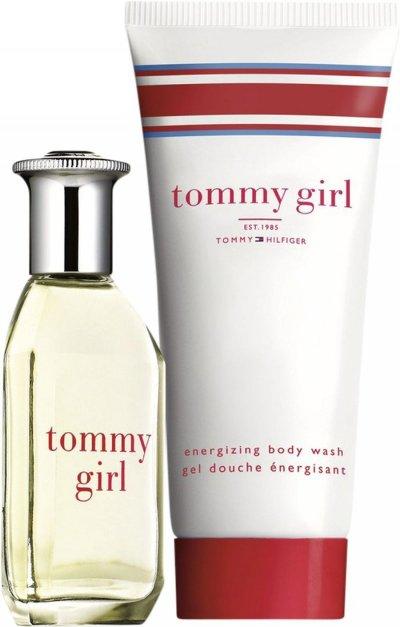 Gaveæske: Tommy Girl Edt 30 Ml & Body Wash 100 Ml