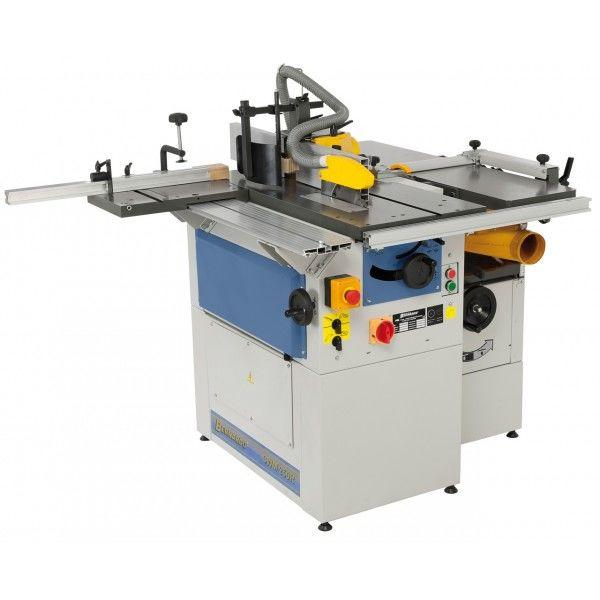CWM 250 R Kombimaskine med 5 funktioner