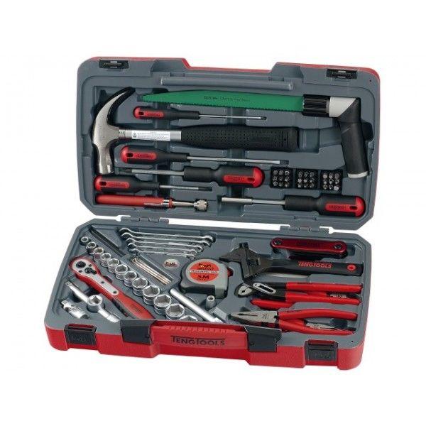 TM079E Værktøjssæt Teng Tools