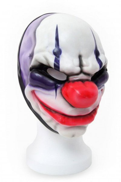 Payday 2 Maske - Chains