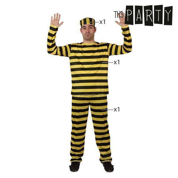 Kostume til voksne Fange mand
