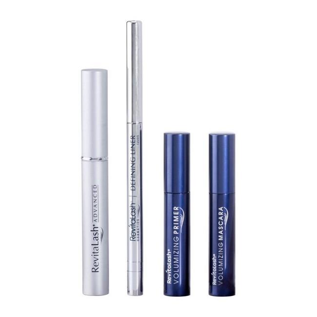Lash Perfecting Set - Lash Serum - Primer - Mascara - Eyeliner