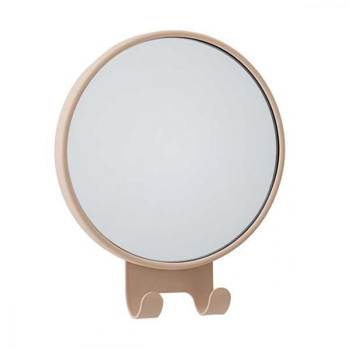 d87f4de7 NYT, Bloomingville spejl m/krog, brun, metal