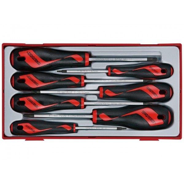 Torx skruetrækkersæt Teng Tools TT917TXN