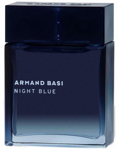 Armand Basi Herreparfume - Night Blue Pour Homme Edt 100 Ml