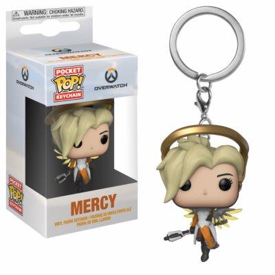 Pop! - Overwatch - Mercy Nøglering