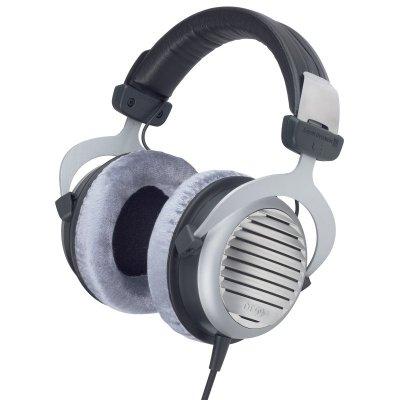 Beyerdynamic Dt 990 Høretelefoner / Hovedtelefoner 32 Ohms - Grå Og Sort