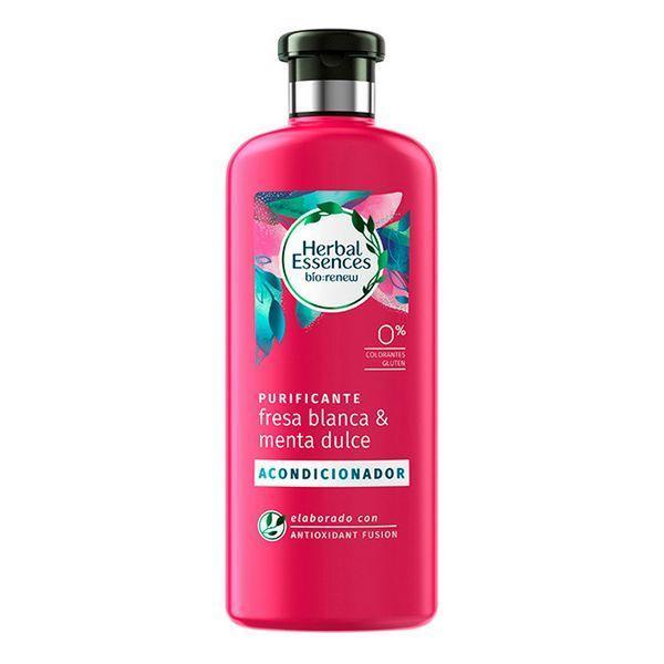 Hårbalsam Bio Purificante Fresa Blanca Herbal (400 ml)