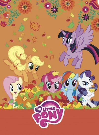My Little Pony Malebog - Venskab - Friendship