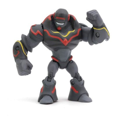 Gormiti Figur - Vulkan - 8 Cm
