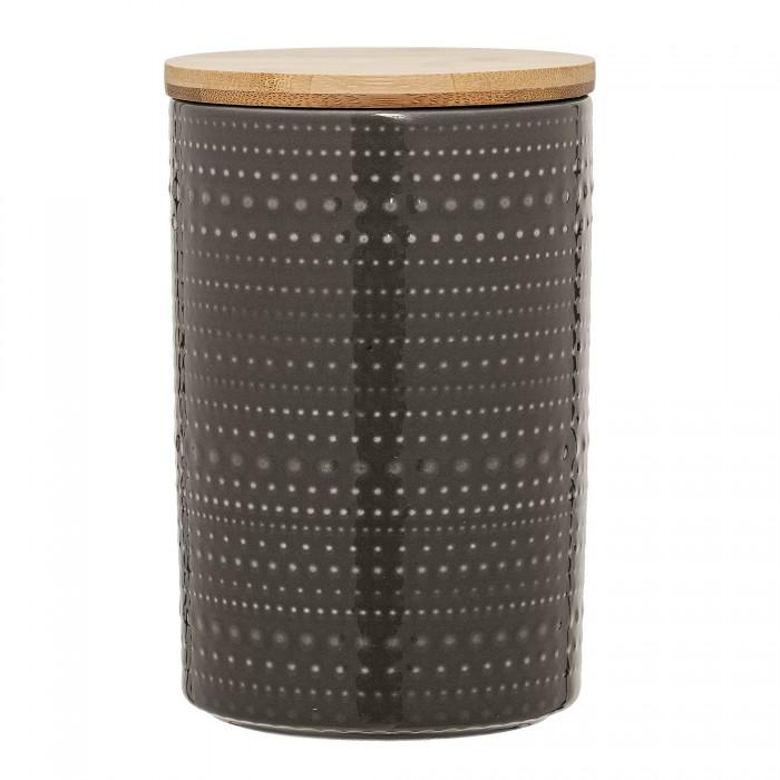 5ac1aa70a04 NYT, Bloomingville anna krukke m/låg, porcelæn (brun) fra Bloomingville
