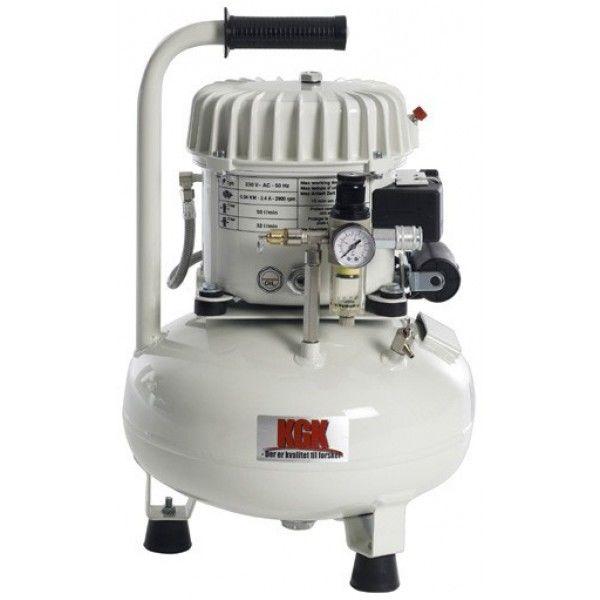 Kompressor 50L Kgk - olieholdig