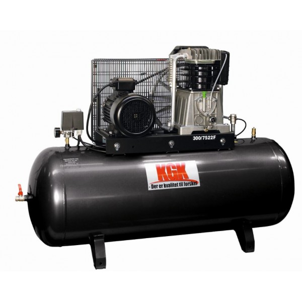 Kompressor Kgk 300/7522 15 bar