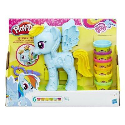 Play-Doh Modellervoks Sæt - My Little Pony - Rainbow Dash