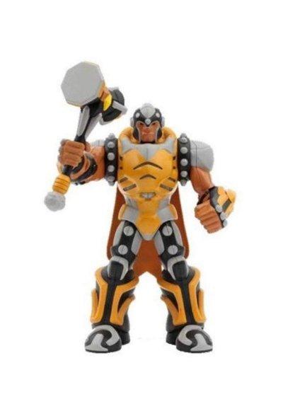 Gormiti Action Figur - Lord Titano - 25 Cm