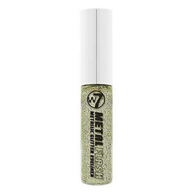 Metallic Glitter Eyeliner - Metal Flash - Gold