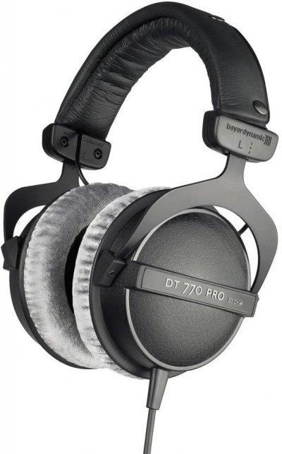 Beyerdynamic Dt 770 Pro 80 Ohms Hovedtelefoner