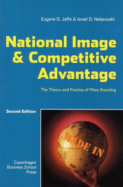 National Image & Competitive Advantage - E.d. Jaffe - Bog