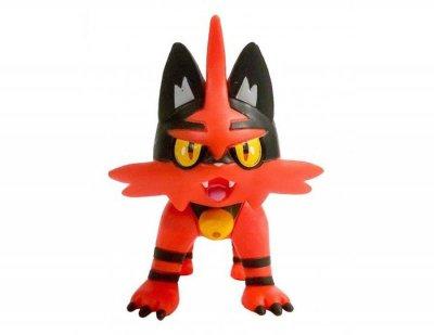 Pokémon Battle Pack Figur - Torracat - 8 Cm