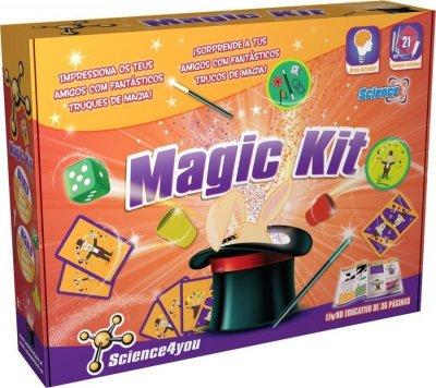 Tryllesæt - Magic Kit - Science4You