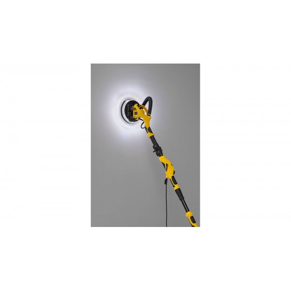 Girafsliber 1050 watt med LED lysskive