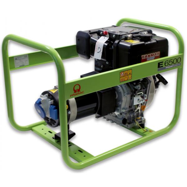 Generator E6500 SYHDI diesel
