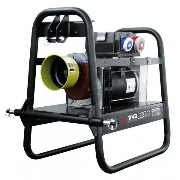 Generator PTO TG25/3 IP23