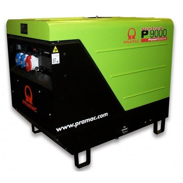 Generator P9000SREDI CON AVR