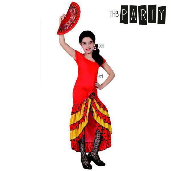 Kostume til børn Sevillana danser